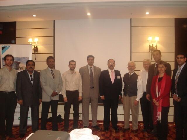 Dec., 2008 - Seminars and Training Classes, Doha, Qatar