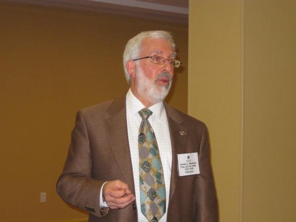 Nov., 2010 - ASHRAE DL Seminar, New Jersey