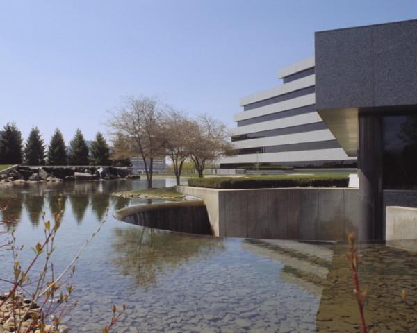 LaSalle Bank (now Bank of America), Troy, MI - LEED-EB Gold