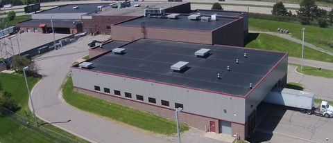 ProVisions redevelops Lansing State Journal site into Delta Business Center.