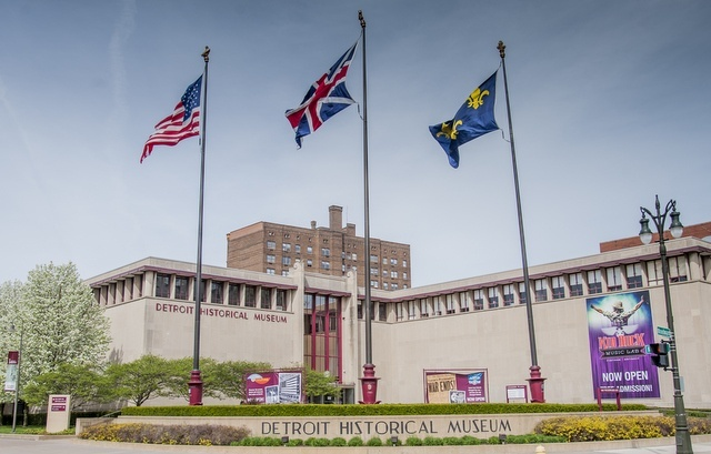 Detroit Historical Museum gets energy efficiency upgrade.