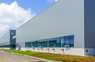US SW Manufacturing Plant gets lighting and HVAC control upgrades.
