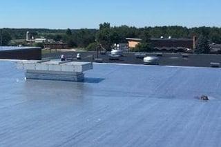 EPDM Roof Restoration and Upgrade