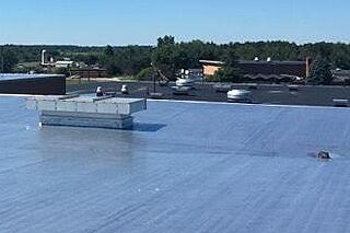 EPDM Roof Restoration and Upgrade