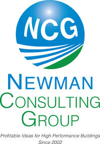NCG Logo - profitable ideas for high performance buildings since 2002.
