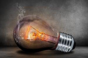aging bulb